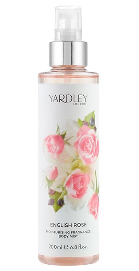 בודי מיסט בריח ורד אנגלי