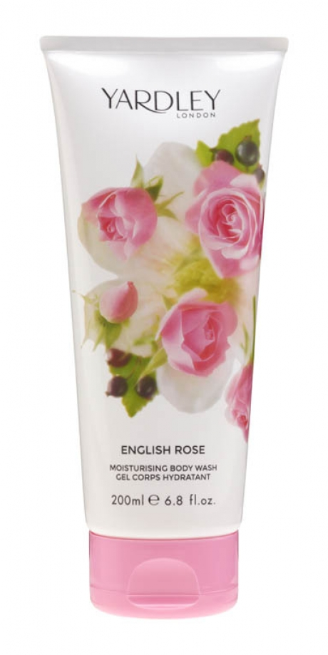 סבון נוזלי בריח ורד אנגלי